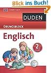 Englisch - �bungsblock 2. Lernjahr