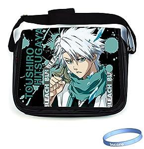 Incore(TM) Fashion Japan Sling Bag Anime Backpack Student Bag School Bag Rucksacks - Hitsugaya Toushirou Bleach