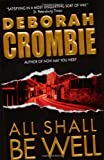 All Shall Be Well (0060534397) by Crombie, Deborah