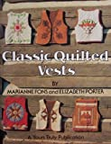 {Quilted Vests} Classic Quilted Vests