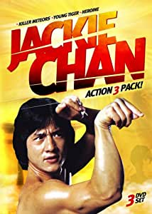 amazoncom jackie chan action 3 pack fantasy mission