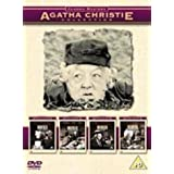 Agatha Christie's Miss Marple Collection - Murder she Said / Murder Ahoy / Murder At The Gallop / Murder Most Foul (4 Discs) (Box Set) (DVD) [2004]by Margaret Rutherford