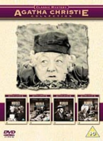 Agatha Christie's Miss Marple Collection - Murder she Said / Murder Ahoy / Murder At The Gallop / Murder Most Foul (4 Discs) (Box Set) (DVD)
