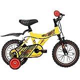 Raleigh Boy's Atom Bike - Yellow