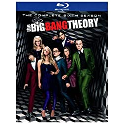 Big Bang Theory: The Complete Sixth Season [Blu-ray]