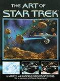 The Art of Star Trek (0671898043) by Judith Reeves-Stevens