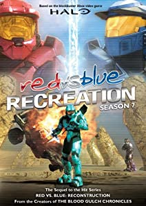 Red Vs Blue Season 7: Recreation [DVD] [Region 1] [US Import] [NTSC]