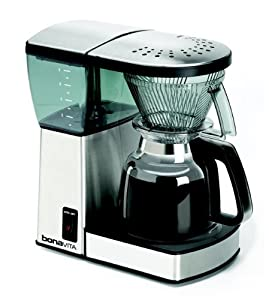 Bonavita Bv1800 8 Cup Coffee Maker With Glass