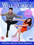 Will and Grace: Complete Series 6 [DVD]