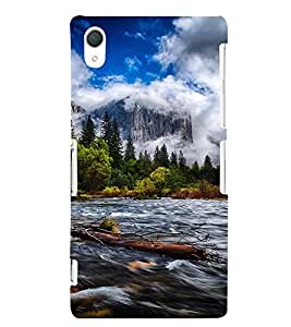 EPICCASE Life of Pi Mobile Back Case Cover For Sony Xperia Z2 (Designer Case)