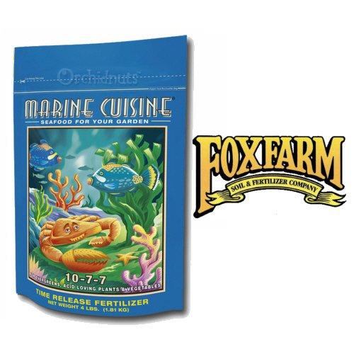 Foxfarm Marine Cuisine Fertilizer - 4 Pounds