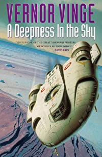 book cover of A Deepness in the Sky