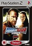 echange, troc WWE Smackdown vs Raw 2009 - Platinum Edition (PS2) [Import anglais]