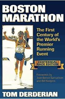 Boston Marathon-Centennial Race Edition