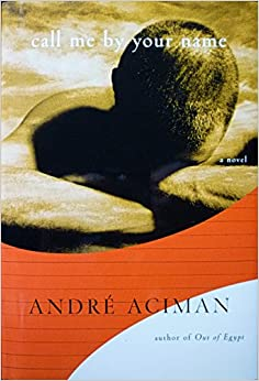 Call me by my name book