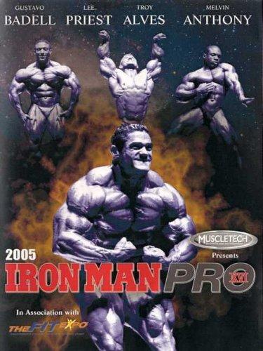 Iron Man Pro Xvi Bodybuilding Championship 2005 [DVD] [Import]