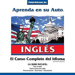 Aprenda en su Auto: Inglés, completo Audiobook