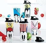 Tupperware Set of 5 Disney Peek a Boo Tumblers