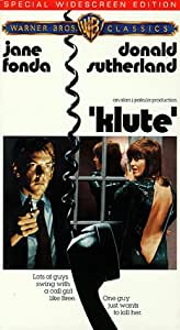 Klute (Widescreen Edition) [VHS]