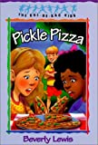 Pickle Pizza (The Cul-de-Sac Kids #8) (0613234235) by Lewis, Beverly