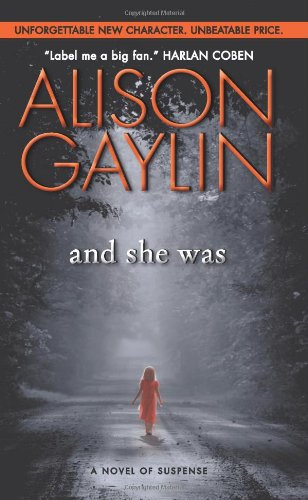 Image for And She Was: A Novel of Suspense