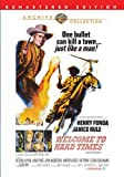 NEW Welcome To Hard Times (1967) (DVD)