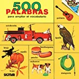 img - for 500 palabras para ampliar el vocabulario/ 500 Words to Expand Your Vocabulary (Spanish Edition) book / textbook / text book