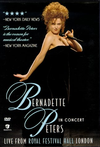 Cover art for  Bernadette Peters in Concert