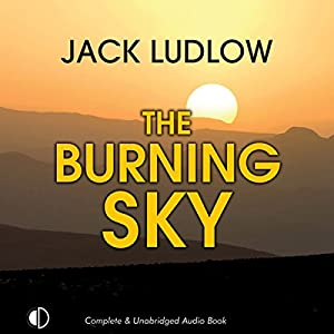 The Burning Sky Audiobook