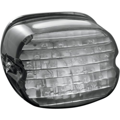 Kuryakyn Panacea Led Tail Light - Laydown Smoke (Smoke)