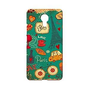 G-STAR Designer Printed Back case cover for Meizu MX6 - G0669