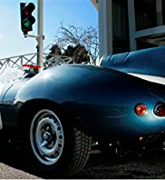 Jaguar D-Type at Goodwood - Get Behind The Wheel Of A Jaguar Legend