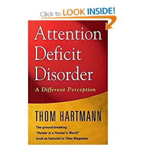 A personal recount about living with attention deficit disorder