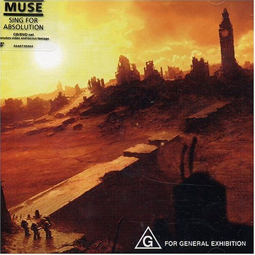 Original album cover of Sing for Absolution by Muse