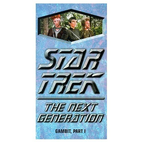 Star Trek - The Next Generation, Episode 156: Gambit, Part I movie