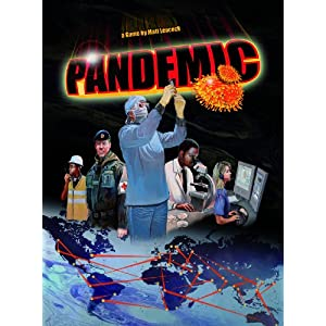 Pandemic board game!