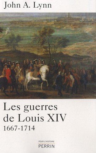 Mes cadeaux de Noël: 2 livres sur les campagnes de Louis XIV 512JTkli9bL._SL500_