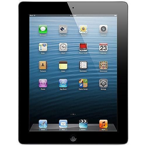 Apple iPad MD418LL/A (64GB, Wi-Fi + AT&T 4G, Black)