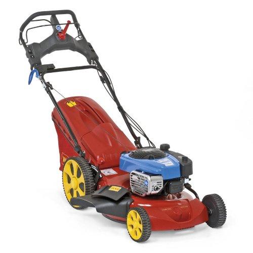 WOLF-Garten 12AI129J650 Benzin-Rasenmäher, 48 cm Blue Power 48A HW,mit Antrieb