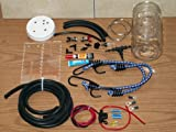 HHO Generator DIY Deluxe Kit WATER4GAS water for fuel