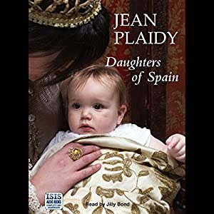 Daughters of Spain Audiobook