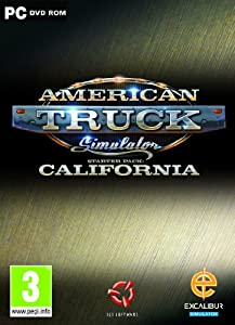 American Truck Simulator (PC DVD)