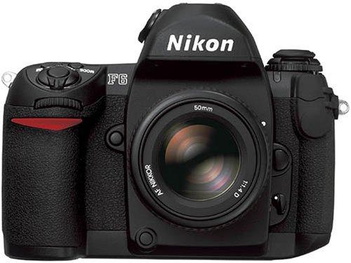 【Amazonの商品情報へ】Nikon F6 一眼レフカメラ