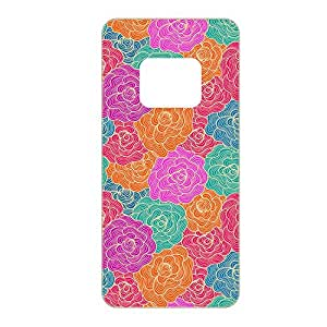 Vibhar printed case back cover for Samsung Galaxy Alpha PencilFlower