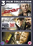 From Paris with Love/16 Blocks/Cop Out Triple Pack [DVD] [2012]