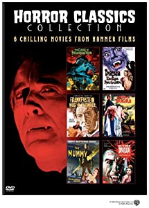 Hammer Horror Collection (The Curse of Frankenstein / Dracula Has Risen from the Grave / Frankenstein Must Be Destroyed / Horror of Dracula / The Mummy / Taste the Blood of Dracula)