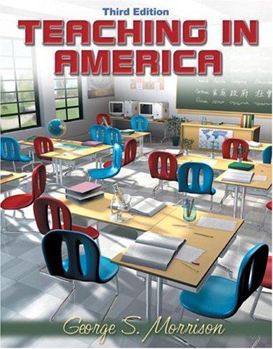 Teaching in America, MyLabSchool Edition (3rd Edition)
