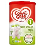 Cow & Gate(カウ&ゲート) 乳児用粉ミルク 900gの商品イメージ