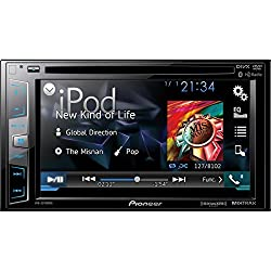 See Pioneer DVD/CD/MP3/USB Radio Receiver with 6.2