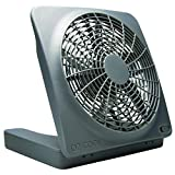O2COOL® 10-Inch Portable Fan with AC Adapter
